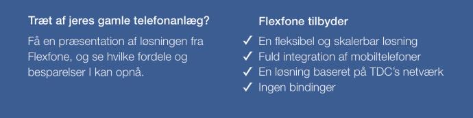IP-telefoni fra Flexfone